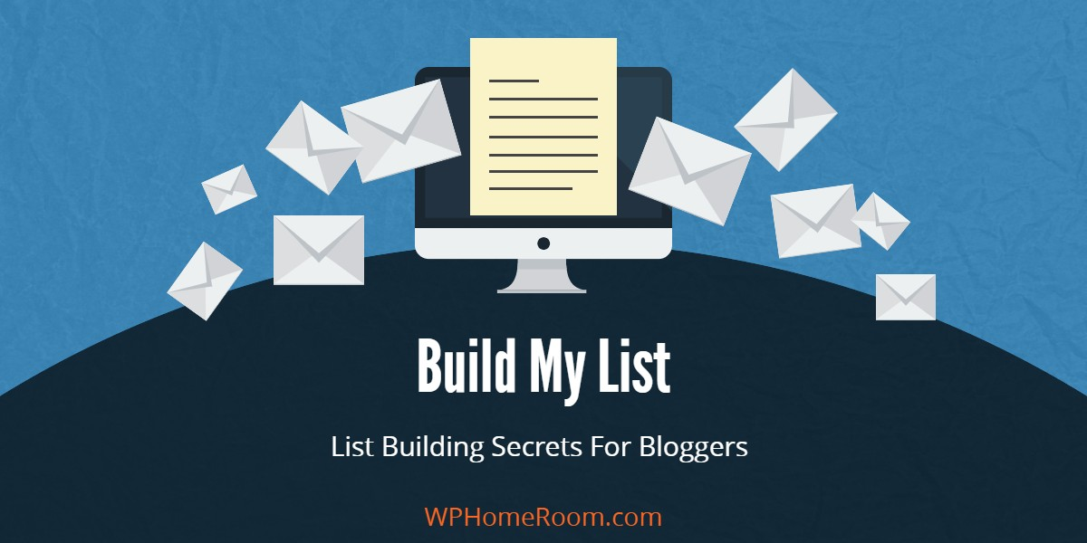 How to Build A Big Email List