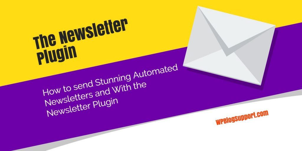 Plugin: The Newsletter Plugin