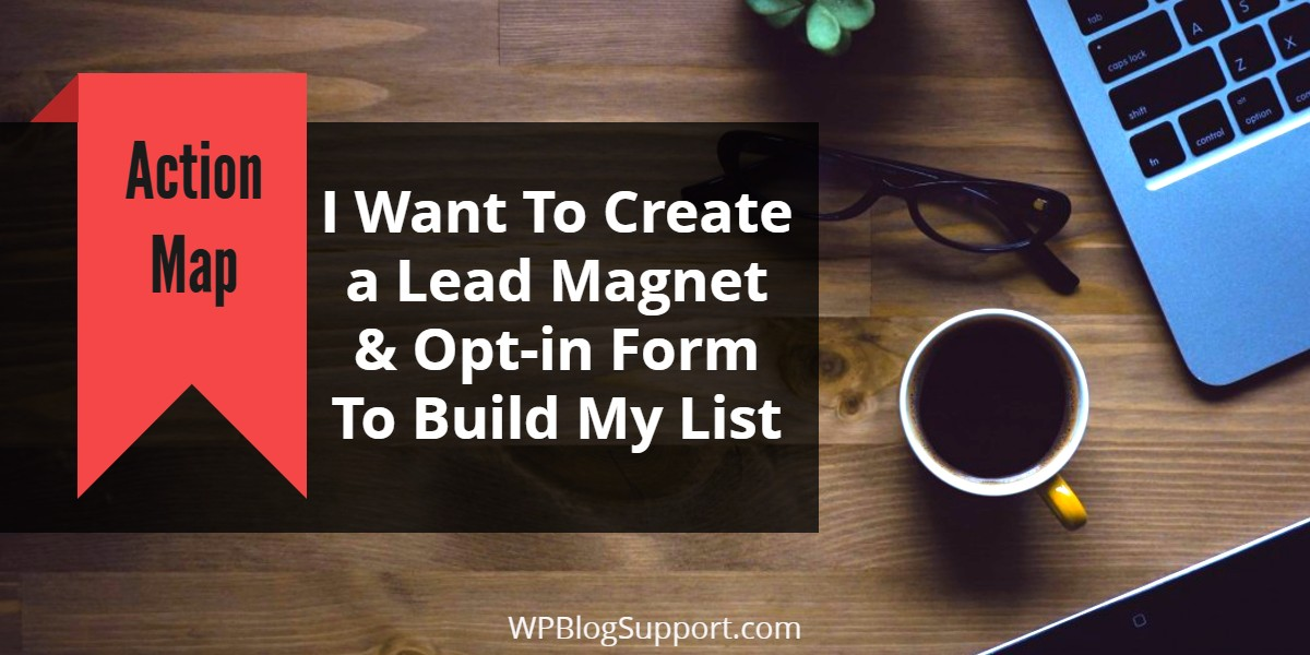 Map: How To Setup a Lead Magnet